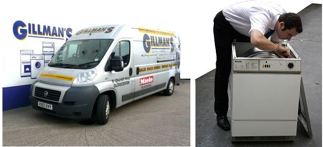 Gillmans commercial appliance service