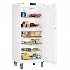 LIEBHERR GKv5730 Forced Air 750mm Wide Refrigerator GN2/1