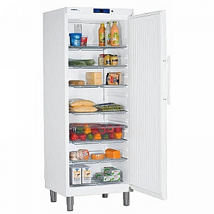 LIEBHERR GKv6410 Forced Air 750mm Wide Refrigerator GN2/1