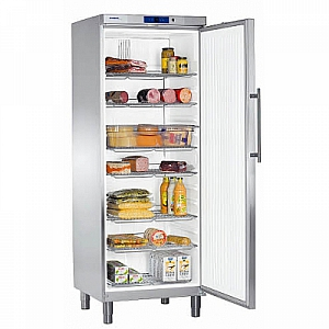 LIEBHERR GKv6460 Forced Air 750mm Wide Refrigerator GN2/1