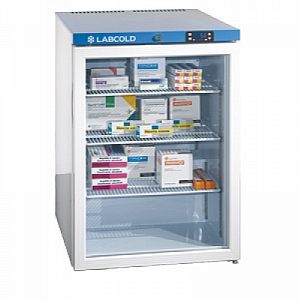 Labcold RLDG0510A Benchtop Pharmacy and Vaccine Refrigerator