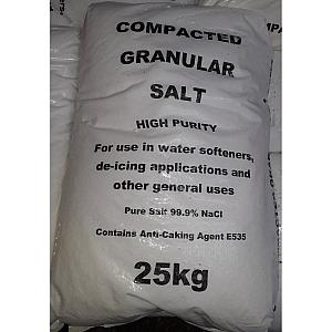 Dishwasher Salt 25kg Gill-Salt