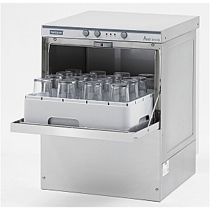 Halcyon Amika AM50XL Commercial Glass and Dishwasher